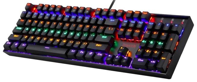 Redragon K551 mechanical keyboard