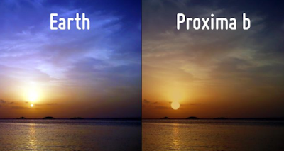 atmosphere proxima b