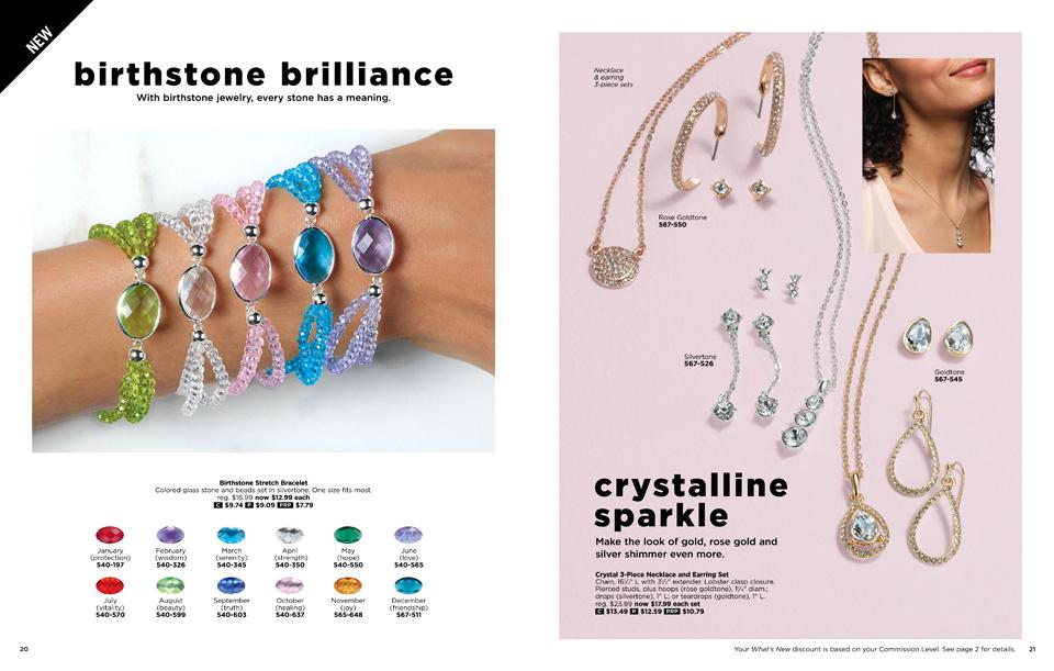 BIRTHSTONE BRILLIANCE