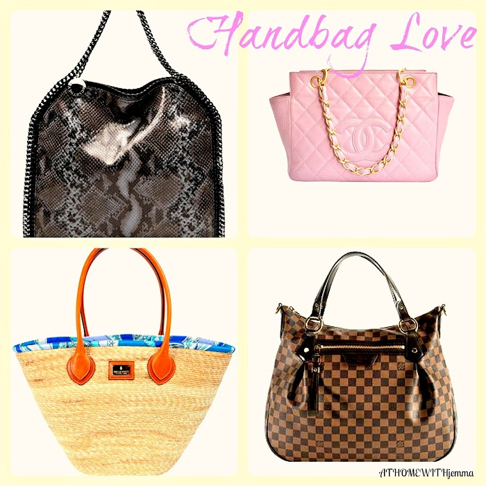 Fashion Friday-Handbag and Bling Love
