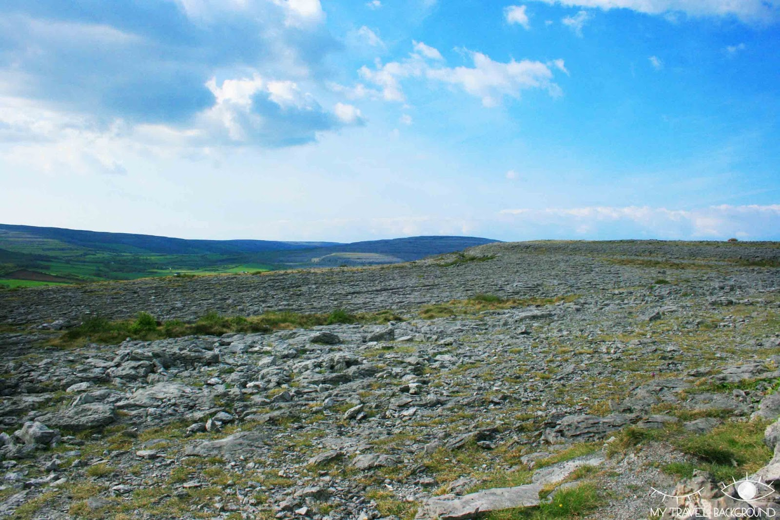 My Travel Background : le Plateau de Burren
