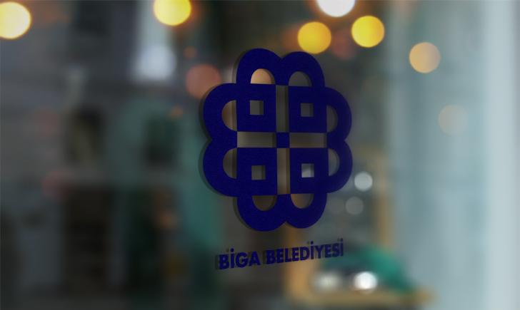 Çanakkale Biga Belediyesi Vektörel Logosu