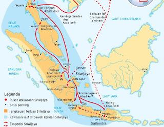 komoditas perdagangan kerajaan sriwijaya