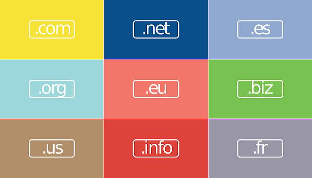 5 Website Penyedia Domain Murah Untuk Blog 2020