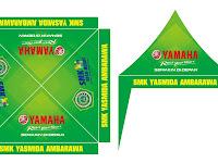 Desain Tenda Promosi Yamaha SMK Yasmida Ambarawa