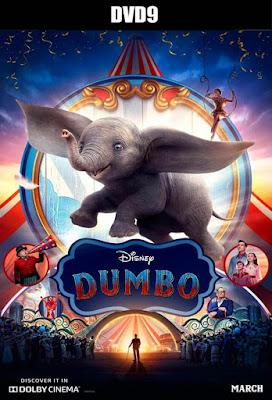 Dumbo 2019 DVD9 R1 NTSC Latino