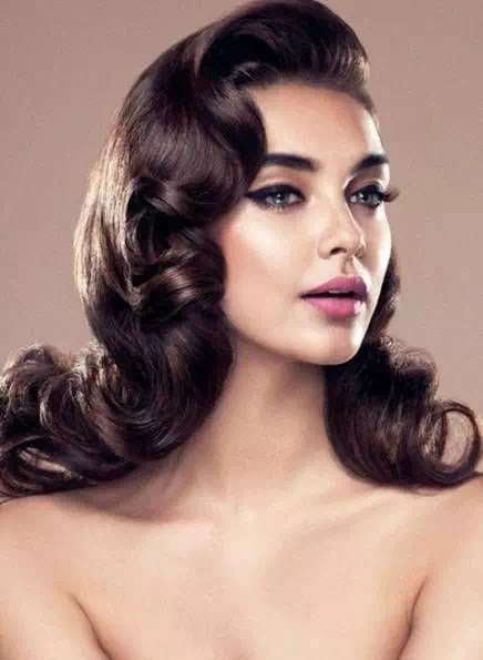 gatsby hairstyle for long hair