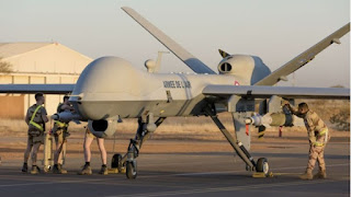 UAV Reaper Angkatan Udara Perancis