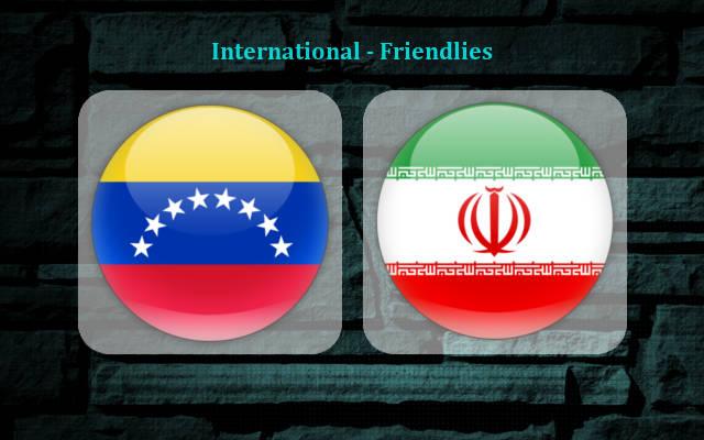 Venezuela vs Iran Full Match & Highlights 13 November 2017