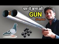 How to make double shot slingshot