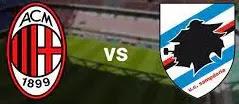 موعد مواجهة ميلان وسامبدوريا ضمن مواجهات الجولة 29 من الدوري الايطالي
