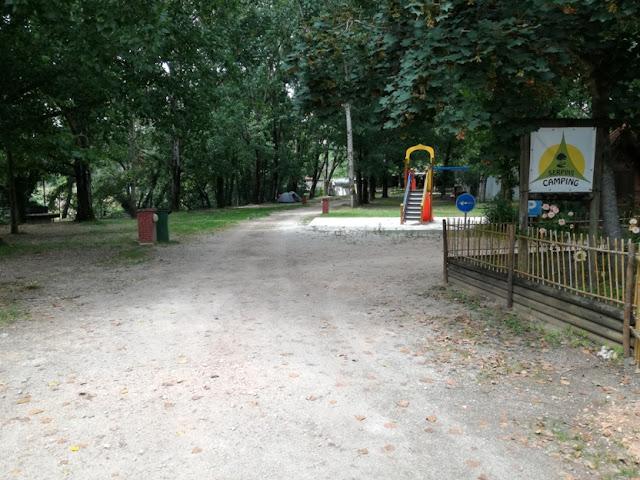 Parque de campismo de Serpins - Parque Infantil