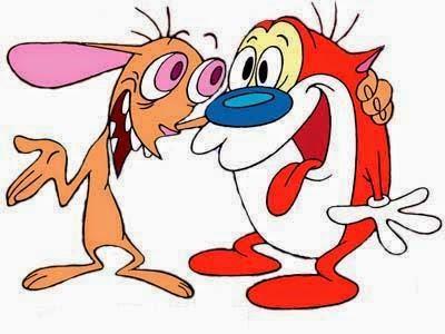 Ren & Stimpy Nickelodeon animatedfilmreviews.filminspector.com