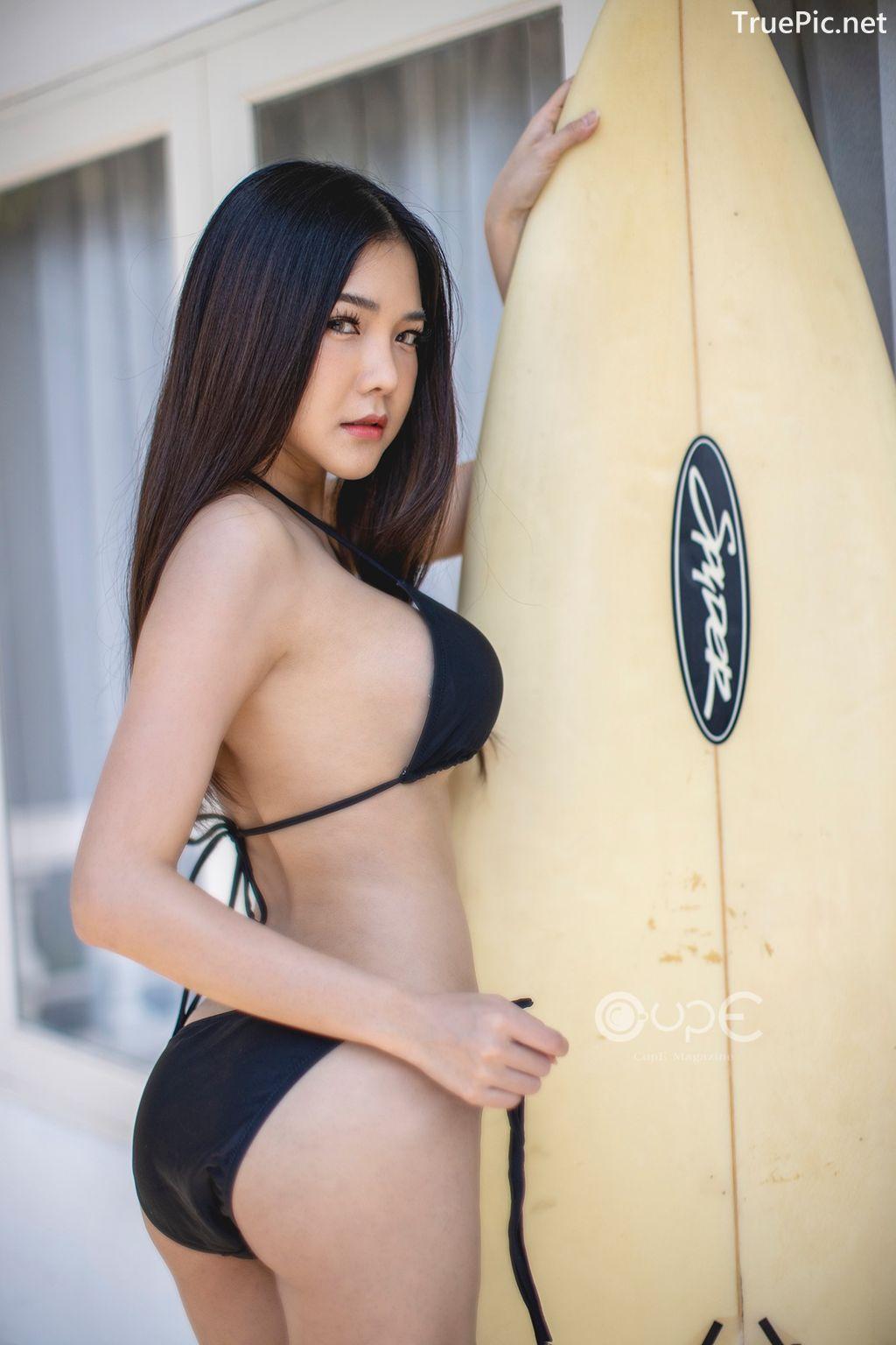 Image-Thailand-Model-Phitchamol-Srijantanet-Black-Bikini-TruePic.net- Picture-9