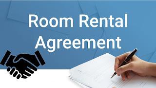 room rental aggreement templates