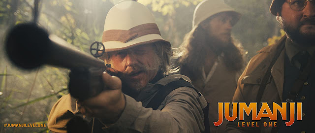 Jumanji Level One Full Movie Watch in English 360p, 480p, 1080p For Free
