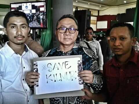 #Save Kilmuri di Kenalkan ke Toko Negara