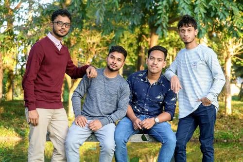 family photoshoot ideas indian
