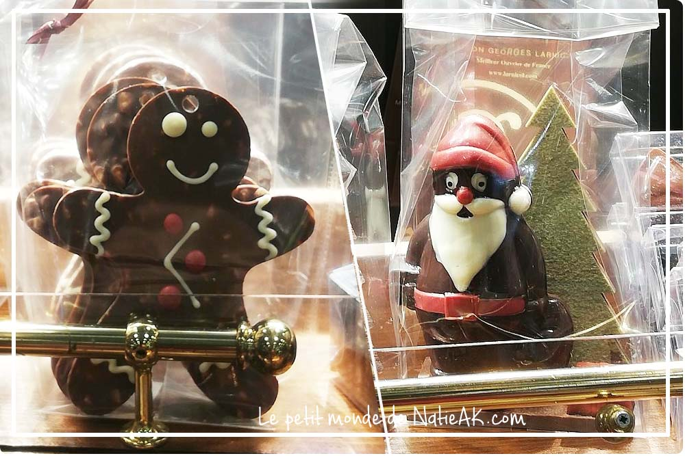coffret chocolat Larnicol