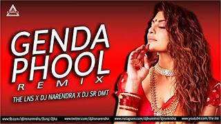 GENDA PHOOL - REMIX - THE LNS X DJ NARENDRA X DJ SR DMT