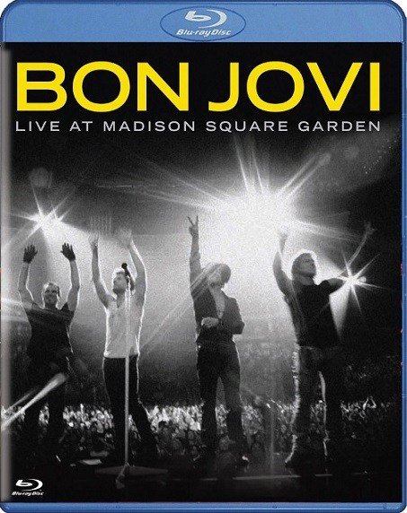 Bon Jovi Live at Madison Square Garden (2008) m720p BDRip 6.6GB mkv AC3 5.1 ch