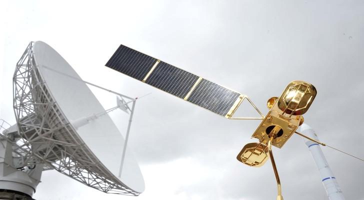 Novo Satélite para SKS: TÚPAC KATARI 1