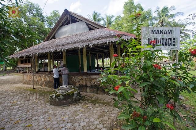 Kompleks Makam dan Zawiyah Teungku Chik Krueng Kale