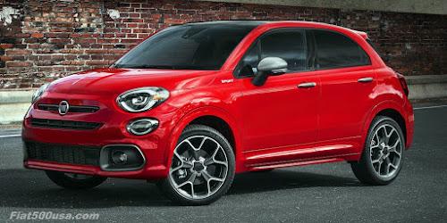 Fiat 500X Sport USA Edition