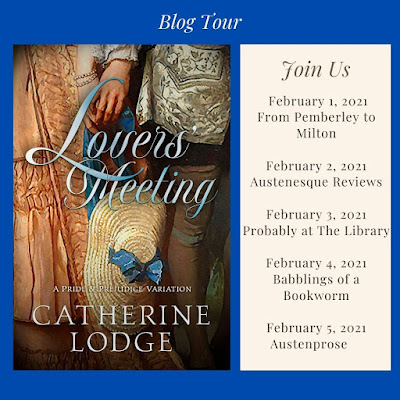 Blog Tour: Lover's Meeting by Catherine Lodge