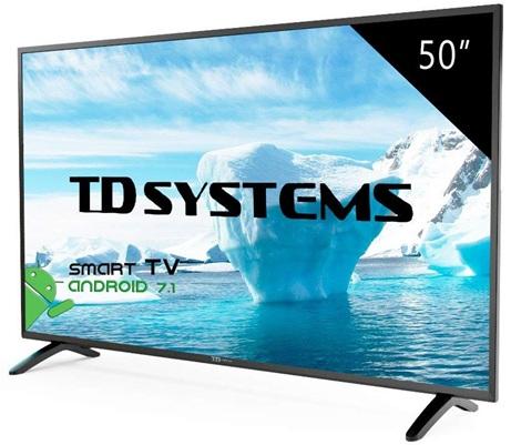 TD Systems K50DLM8FS: análisis detallado