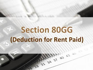 Section 80GG: Eligible Deduction for Rent Paid