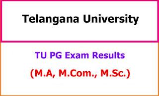 TU PG Results