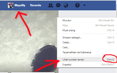 cek stalker facebook