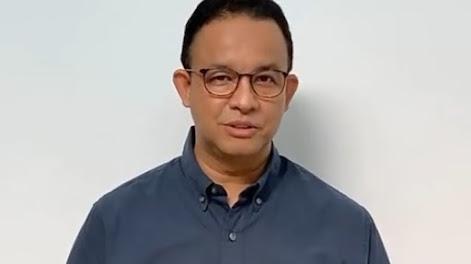 Gubernur DKI Jakarta Anies Baswedan Konfirmasi Positif Terpapar COVID-19