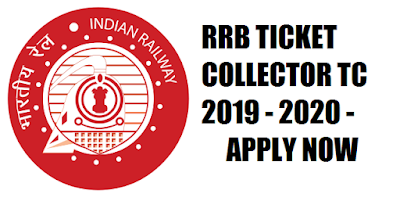 RRB Chennai TC 2019 - 2020 Recruitment