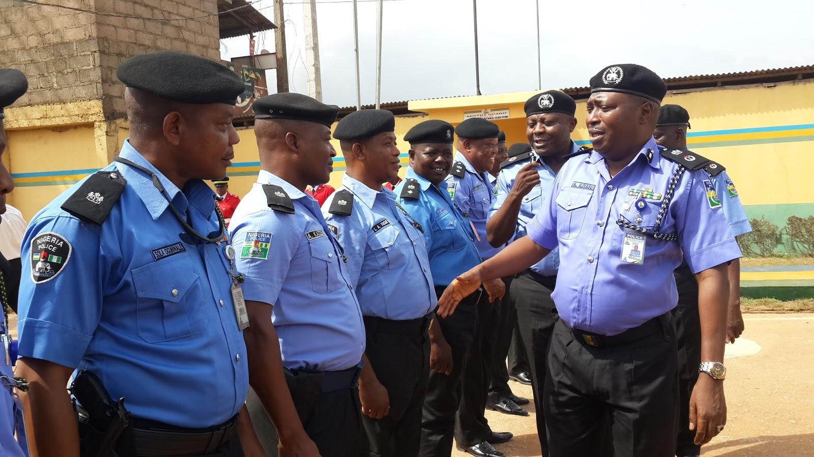 Image result for Ogun CP commends collaborative efforts