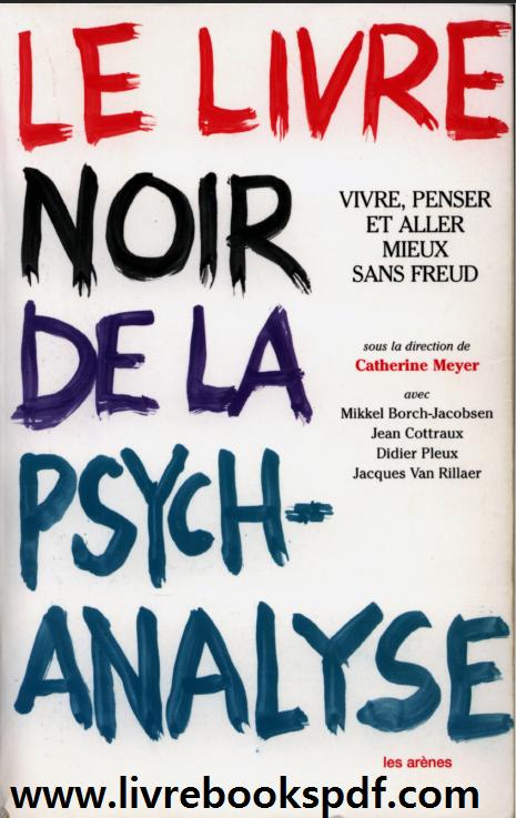 Télécharger le livre  anti-livre noir de la psychanalyse pdf gratuit