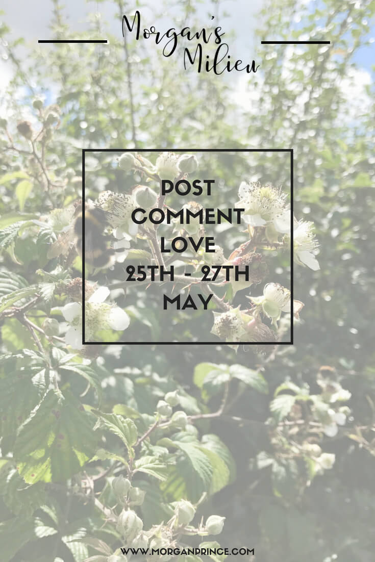 Come join Stephanie and I for Post Comment Love 25th - 27th May - we'd love to see you there!
