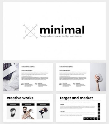 PowerPoint-Template-Minimal