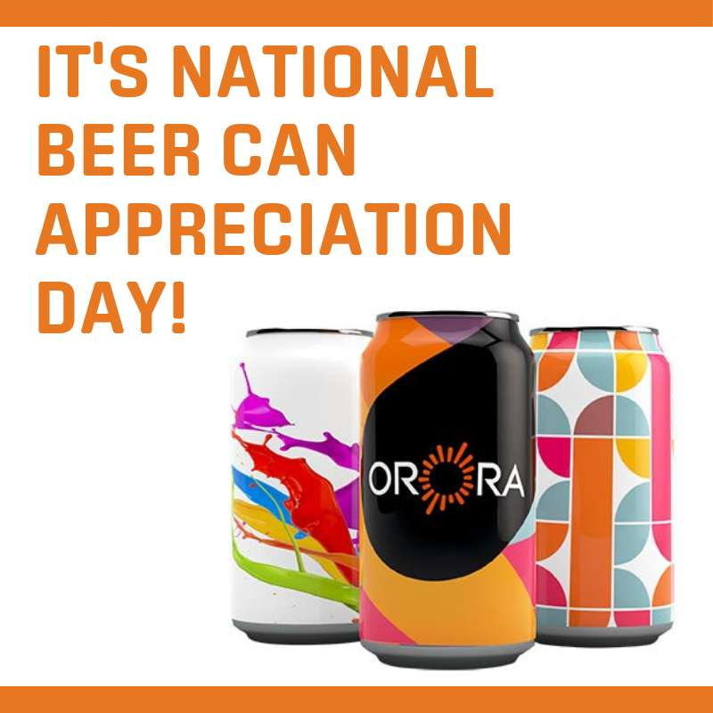 National Beer Can Appreciation Day Wishes