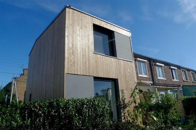 architecture écologique Lille