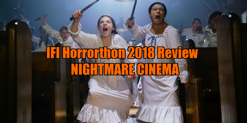 nightmare cinema review