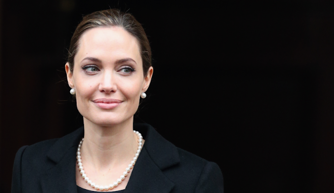 Angelina Jolie appointed Time Magazine's Contributing Editor