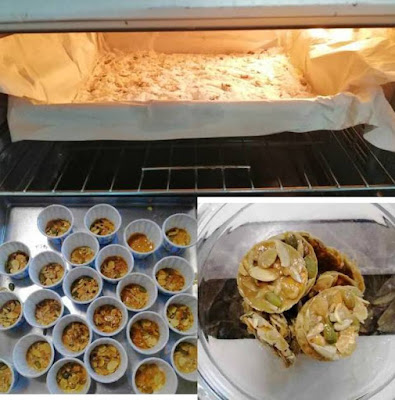 Resepi Florentine Cookies Sedap