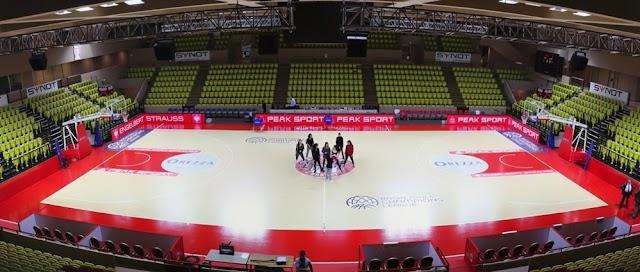 Στη φυσική της έδρα η Μονακό στη Euroleague