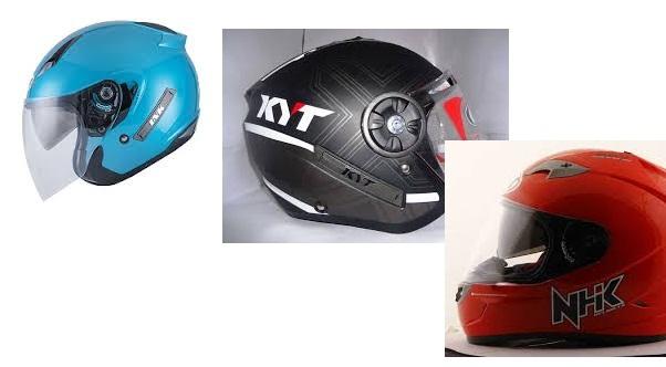 cara mencuci helm yang benar