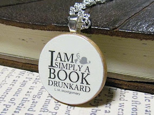 """I am simply a 'book drunkard.' Books have the same irresistible temptation for me that liquor has"