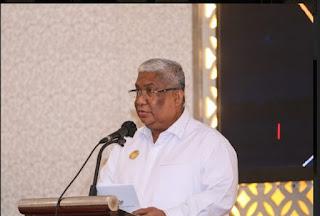Buka Forum Lintas OPD, Ini Yang di Sampaikan Gubernur Ali Mazi