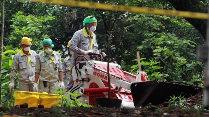 Warga Duga Limbah Radioaktif Sudah Lama Kotori Batan Indah