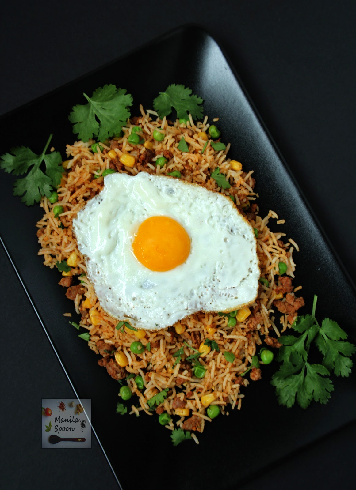 Easy chorizo fried rice manila spoon as ccuart Images